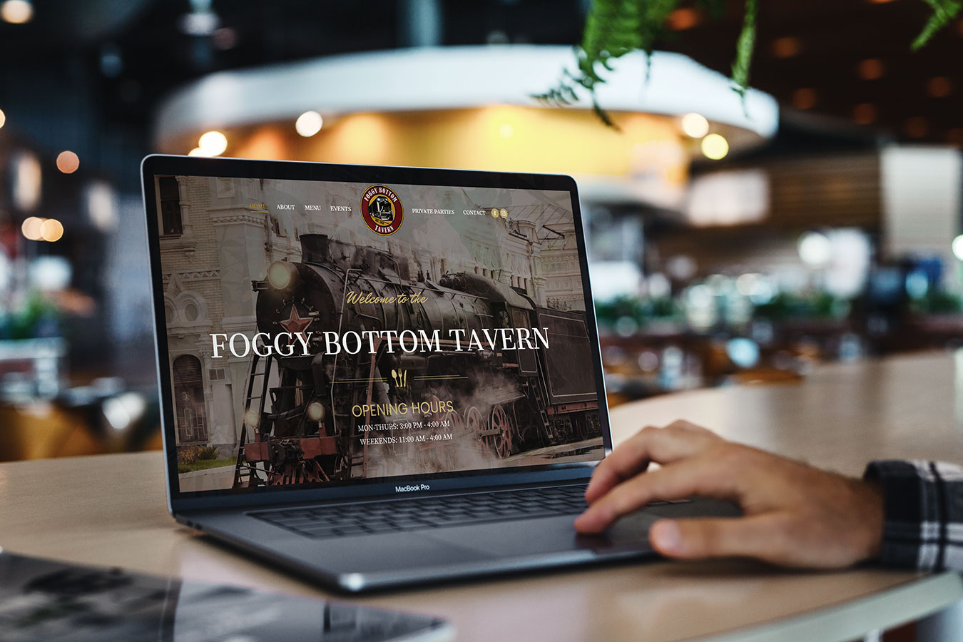 Foggy Bottom Tavern